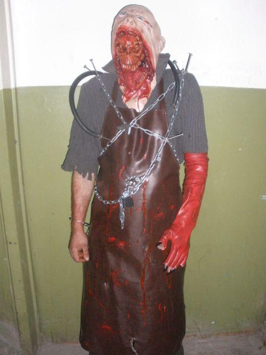 Halloween Kostum Ideen Gruselig.Halloween Kostum Idee Von Vadim Aus Der Ukraine Costume Ideas Com